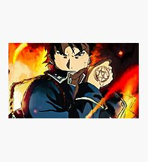 Roy Mustang Photographic Print