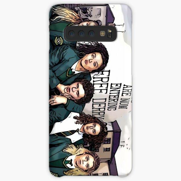 Derry Girls Samsung Galaxy Snap Case