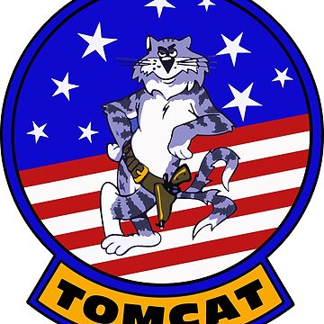 F-14 Tomcat Insignia by VASSdesign