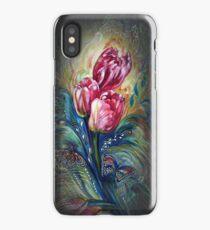 Tulips Fantasy iPhone Case