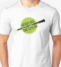 Ferris Bueller never had one lesson T-Shirt