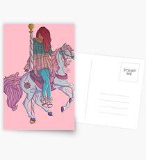 Carousel Postcards