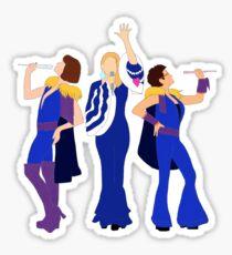 Donna und die Dynamos - Mamma Mia Sticker