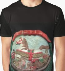 THE ROCKINGHORSE Graphic T-Shirt