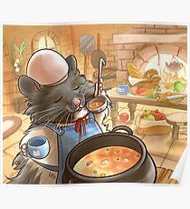 Chef Ham Poster