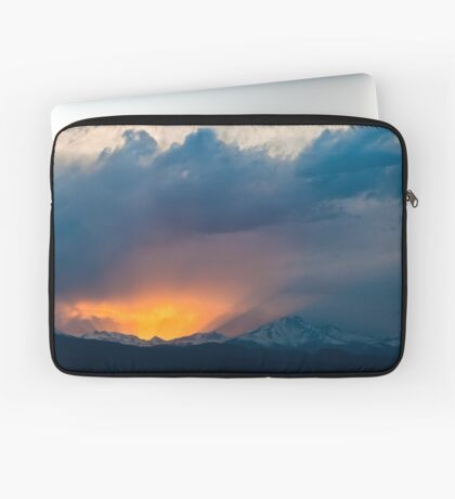 Dance of Light and Clouds Laptop Sleeve