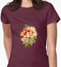 Flower Road Women's Fitted T-Shirt