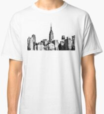 Empire State Building from the West | NYC Icons Classic T-Shirt