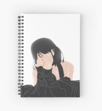 Pop 2 Render Spiral Notebook