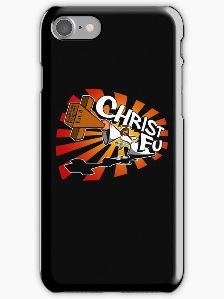 Christ Fu - Love Thy Unconscious Enemy by jayveezed