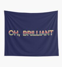 Brilliant Whittaker Rainbow Wall Tapestry
