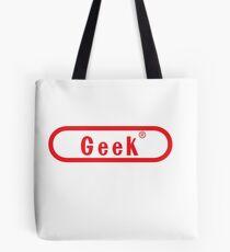 Video Game Geek Tote Bag