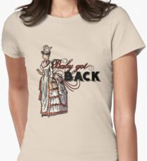 Baby Got Back Womens Fitted T-Shirt