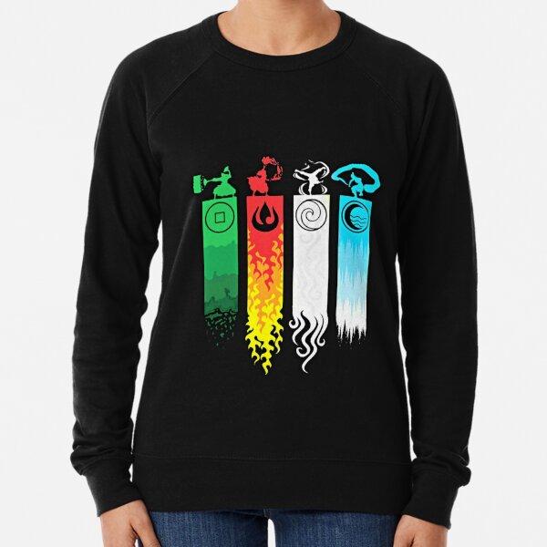 Elemental Bending: Avatar Lightweight Sweatshirt