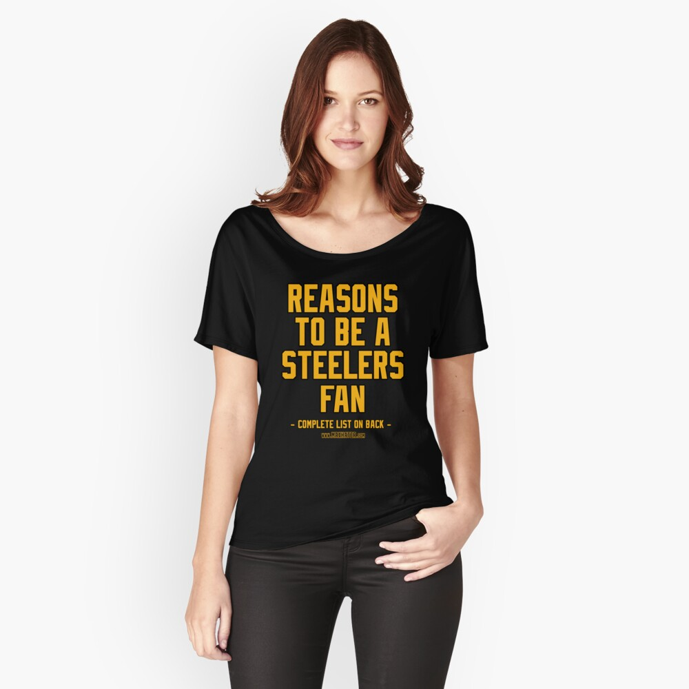 075f1899f No Reasons To Be a Pittsburgh Steelers Fan