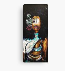Naturally Sarafina Canvas Print