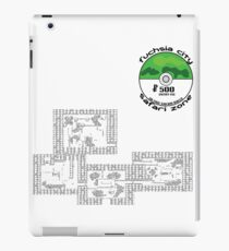 pokemon safari zone iPad Case/Skin