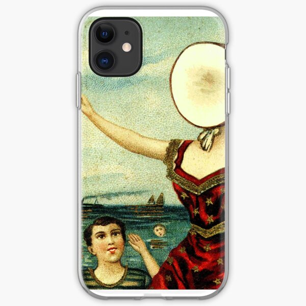 in the aeroplane iPhone Soft Case
