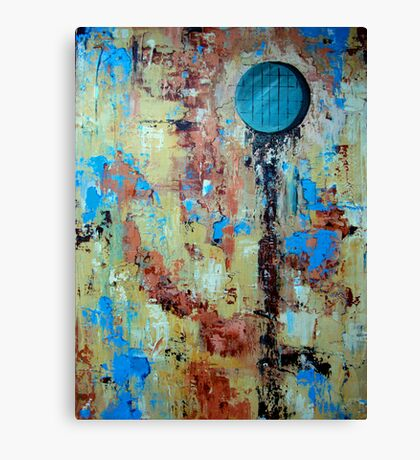 Aged to perfection Canvas Print