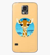 Baby Giraffe Case/Skin for Samsung Galaxy