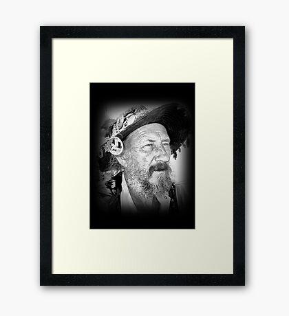 Brian Framed Print