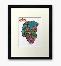 Love - Forever Changes Framed Print
