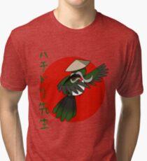Hachidori Sensei V2 Tri-blend T-Shirt