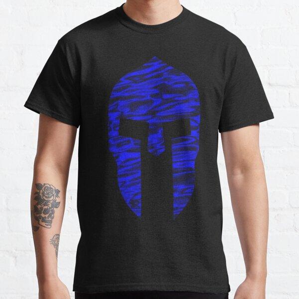 Spartan Blue  Classic T-Shirt