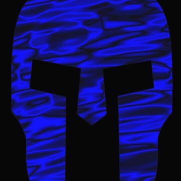 Spartan Blue  by Patriot76