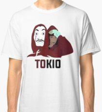 LA CASA DE PAPEL Tokio tee shirt Classic T-Shirt
