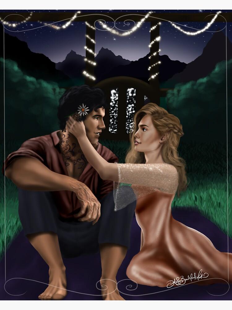 Elain & Azriel by Dark-Beautiful