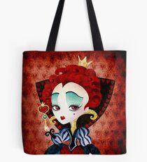 Bolsa de tela Queen of Hearts
