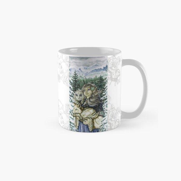 the Pine Witch Classic Mug