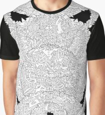 Interglobularised Connectivation #VII Graphic T-Shirt
