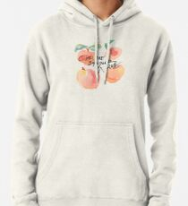 Call Me By Your Name - Peaches Pullover Hoodie