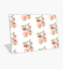 Ruf mich mit deinem Namen an - Peaches Laptop Folie