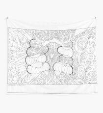 Cardiologica Extremis #XXXII Wall Tapestry