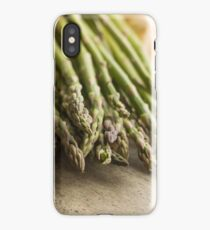 Fresh Asparagus iPhone Case/Skin