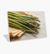 Fresh Asparagus Laptop Skin