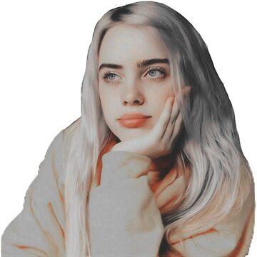 Billie Eilish by intoxication