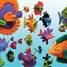 Fish in the Sea by FunkerMarket