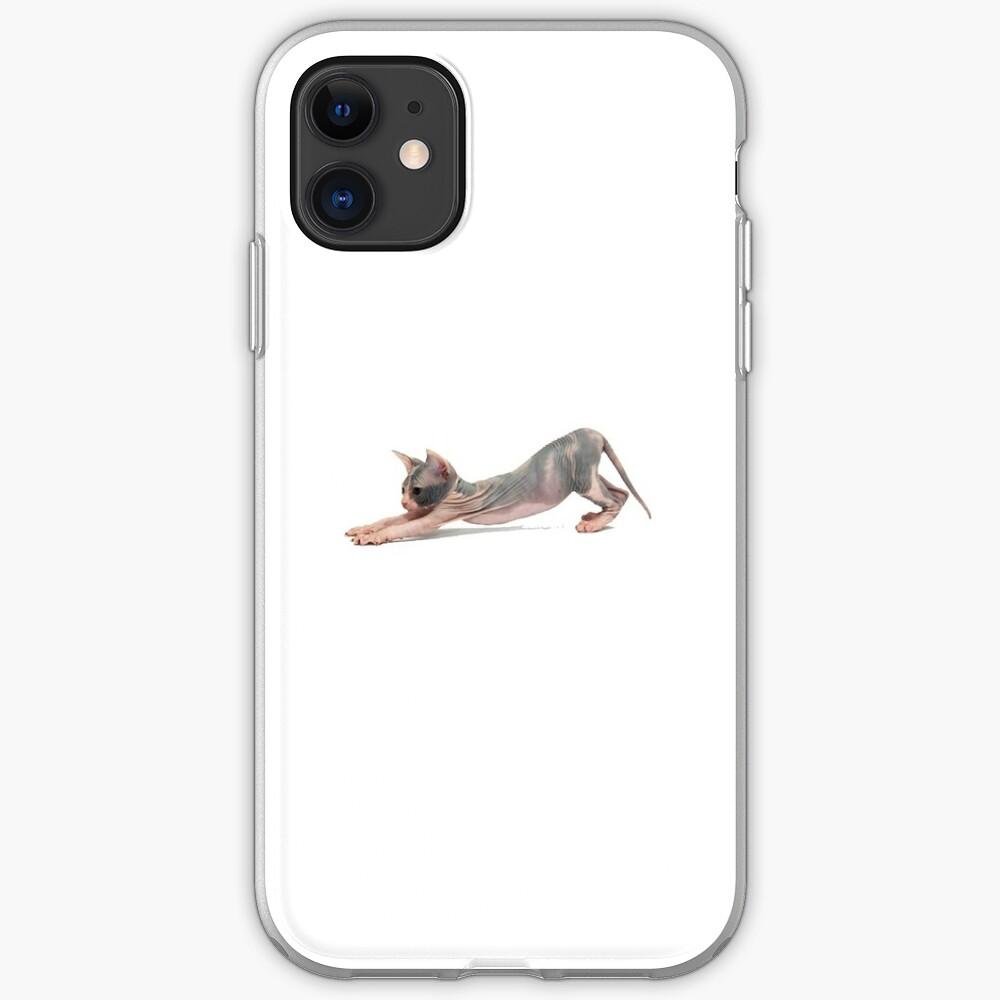 Chat sans poils | Coque iPhone