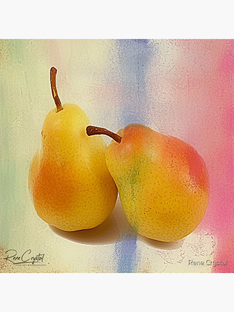 Do We Make A Nice Pear-ing? by imagesbycrystal