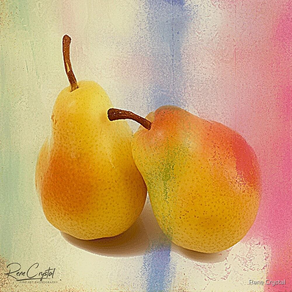 Do We Make A Nice Pear-ing?\