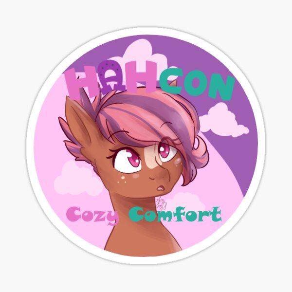 Cozy Sticker Sticker