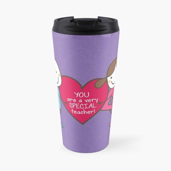 Teacher Appreciation Gifts - Purple Travel Mug