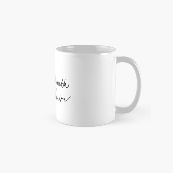 Absence and Desire Classic Mug