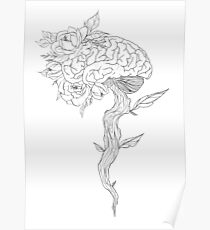 GROWTH OF MIND Poster