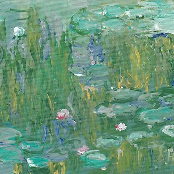 My Own Monet by artistshoshanna