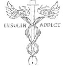 Insulin Addict by bleilaniarts